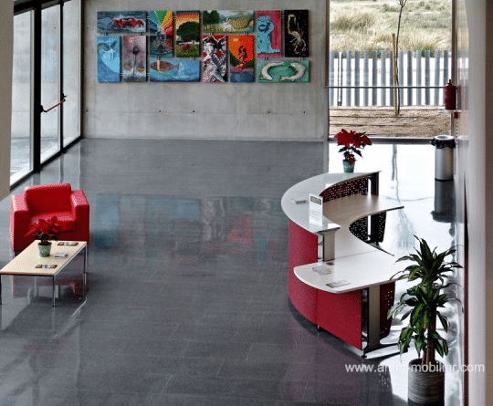 am nagement de bureau sur mesure bureaux open space design canap d 39 accueil design. Black Bedroom Furniture Sets. Home Design Ideas
