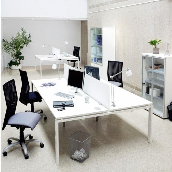 20 Of The Best Modern Home Office Ideas: Open Space : Avantages, Inconvénients Et Aménagement