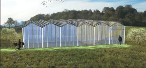 bâtiment agricole solaire